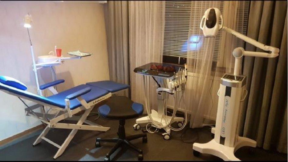 Продается оборудование для мобильного стоматологического кабинета