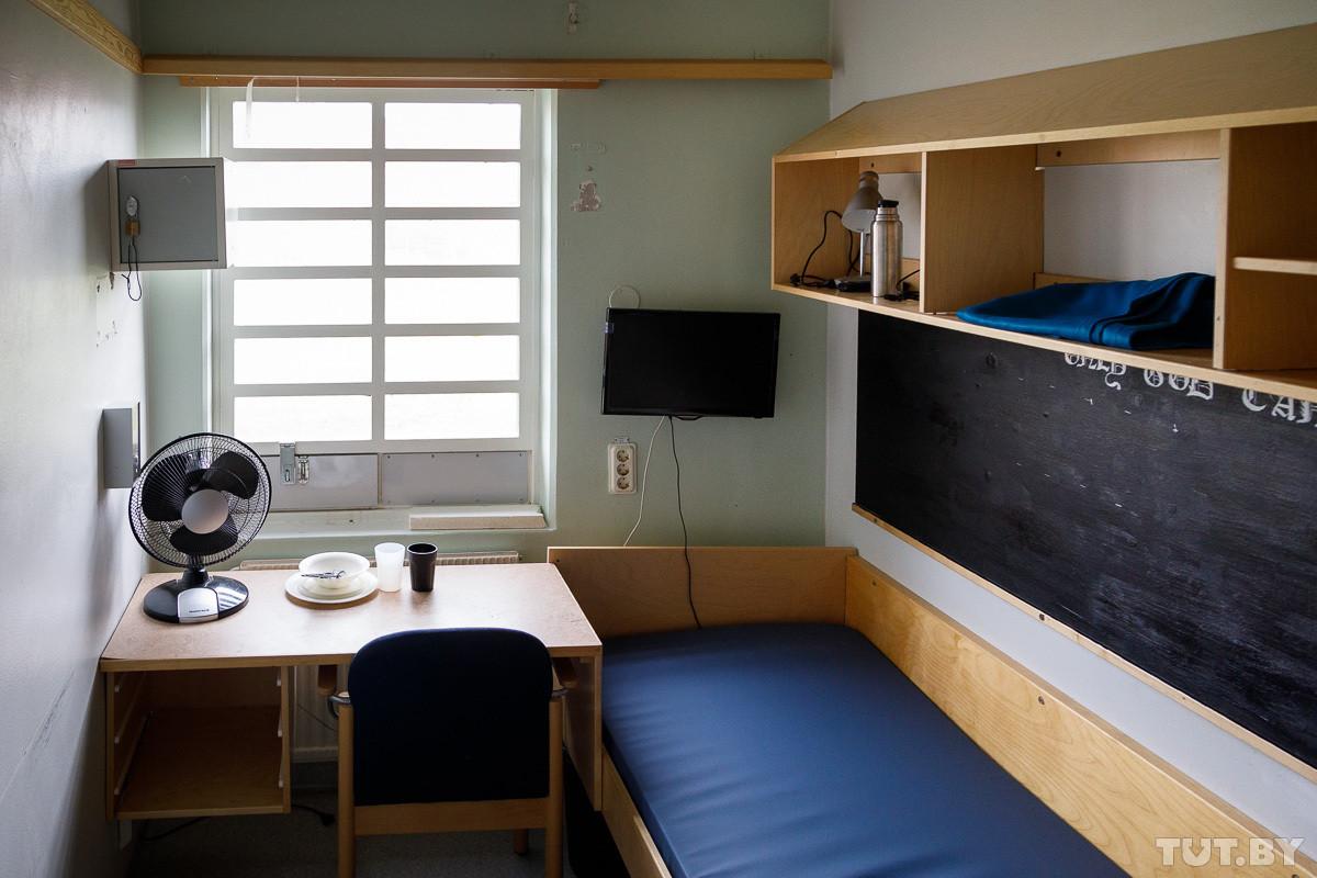 Шведская тюрьма